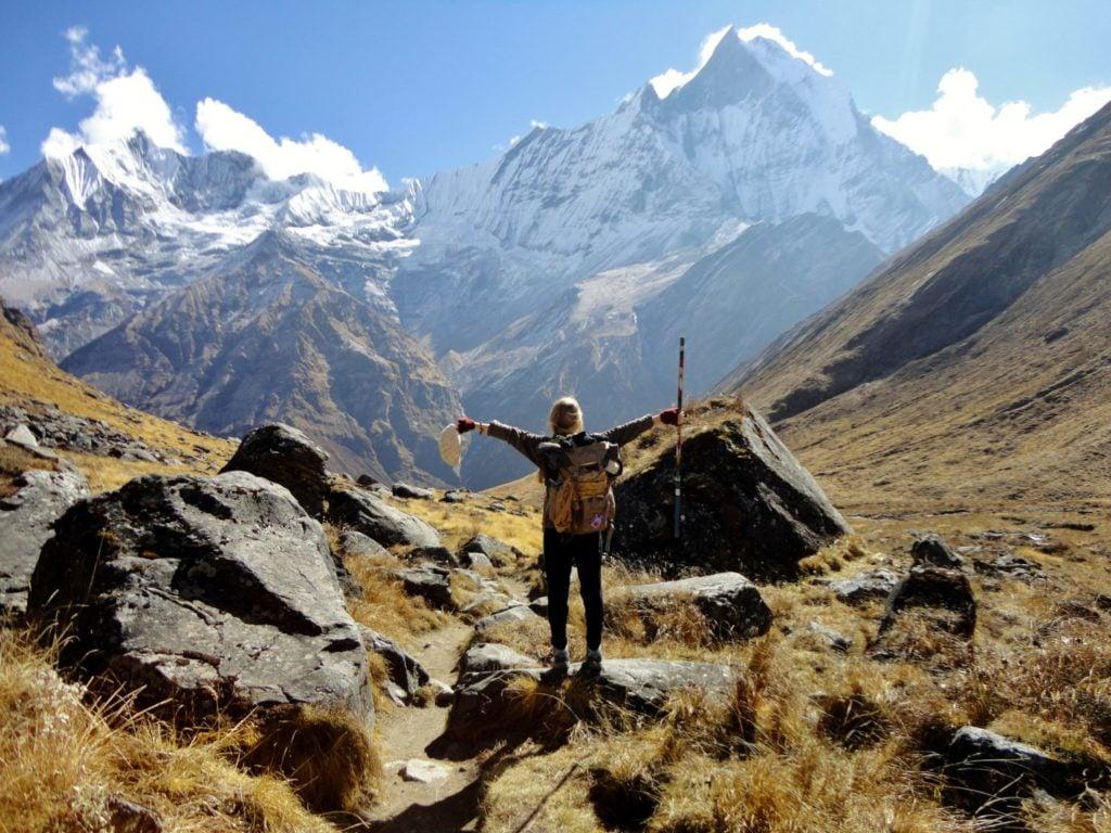 Bucketlist Bri | Annapurna Base Camp Nepal