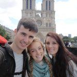 First destination of our Eurotrip - Paris! Bits of Bri