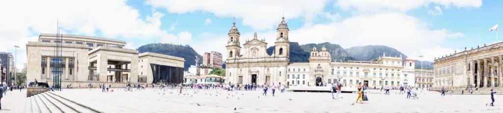 Plaza de Bolivar | Moving to Bogota, Colombia