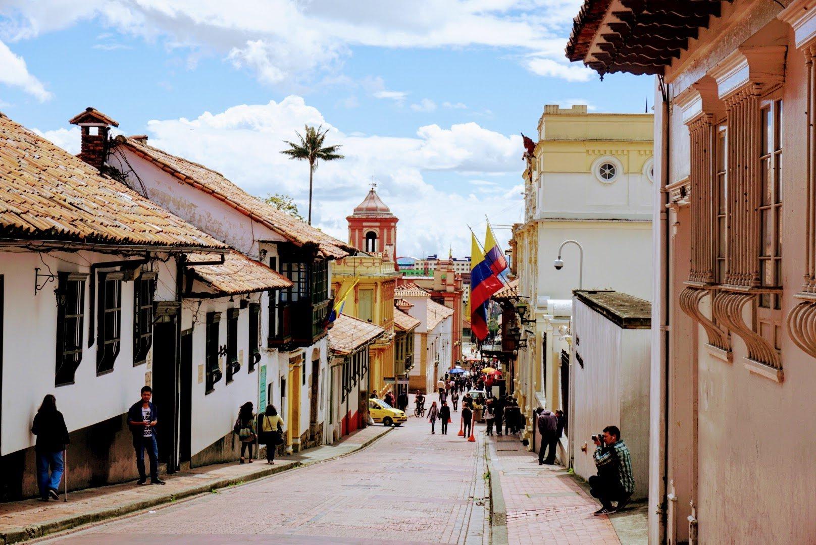 Moving to Bogota, Colombia | La Candelaria | Bits of Bri