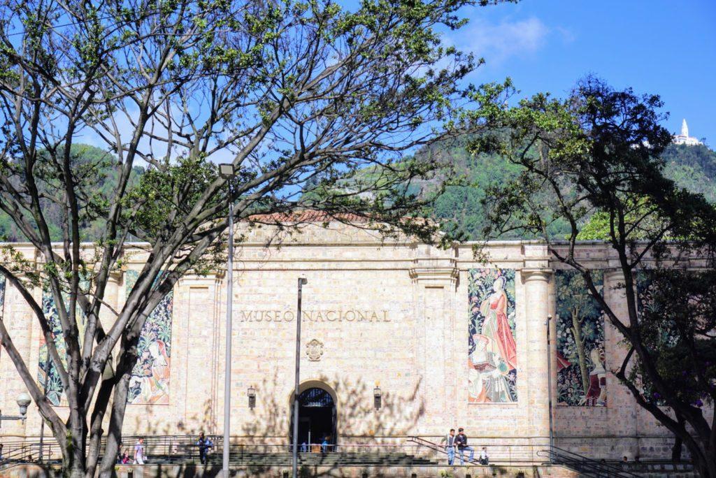 Museo Nacional Moving to Bogota, Colombia