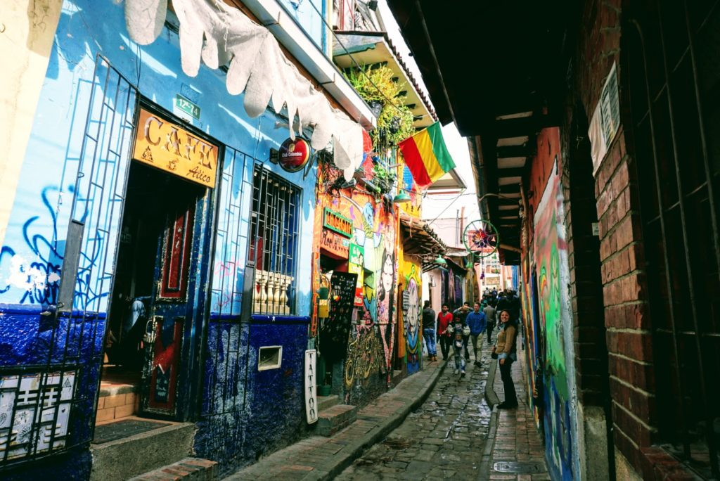 Moving to Bogota, Colombia