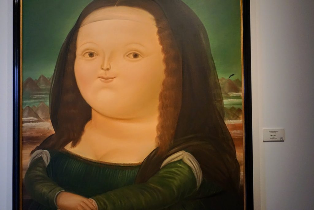 Moving to Bogota, Colombia | Museo Botero