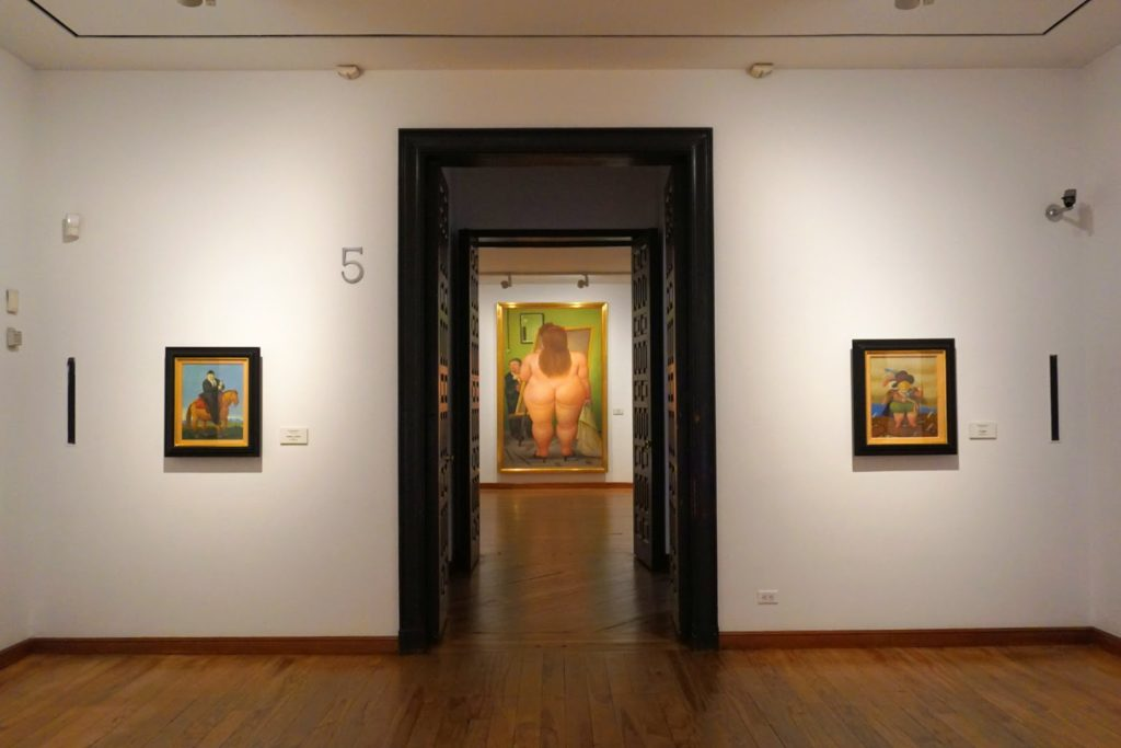 Museo Botero | Moving to Bogota, Colombia | Bits of Bri