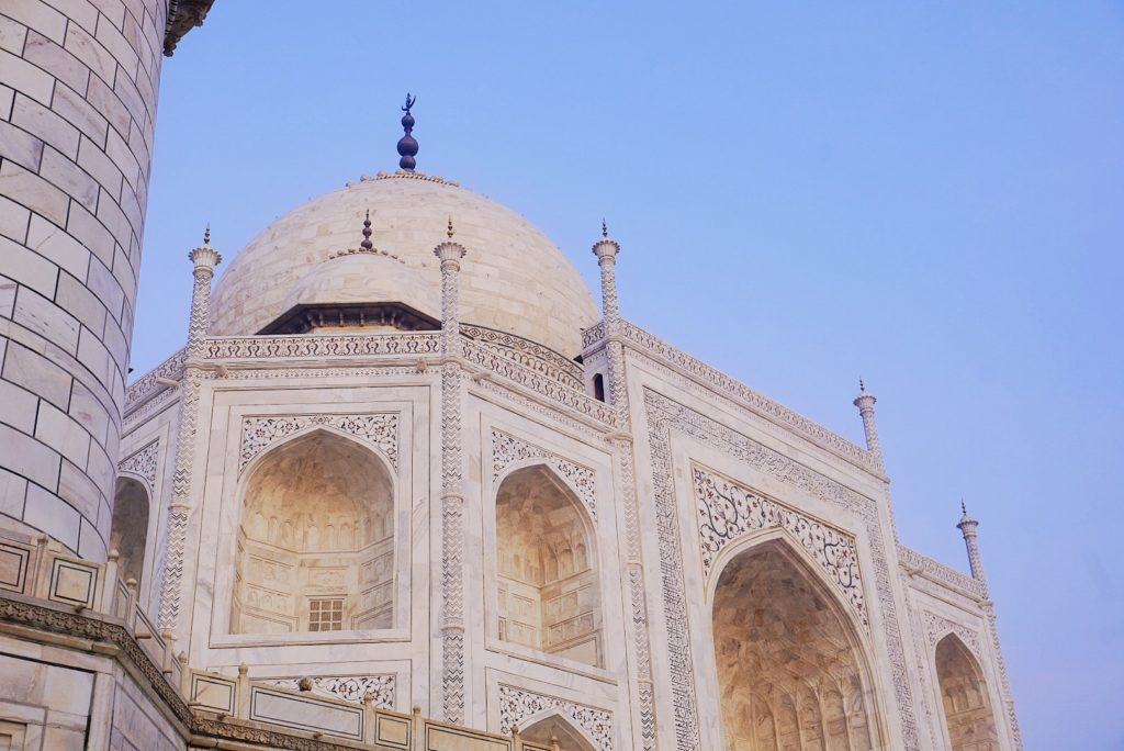 2 Days in Agra, India + Story Guide to Taj Mahal