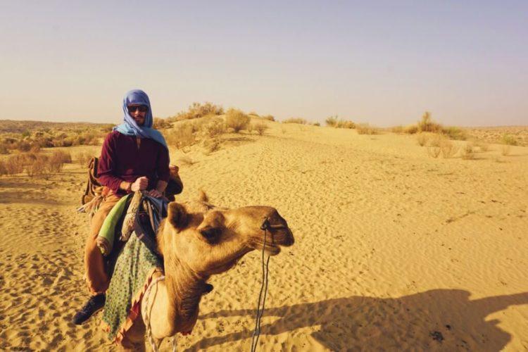 Camel Ride in the Thar Desert | camel safari jaisalmer