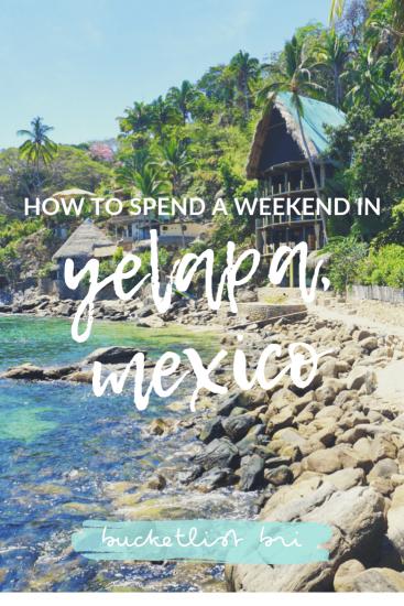What To Do in Yelapa, Mexico // Bucketlist Bri #wanderlust #travel #mexico
