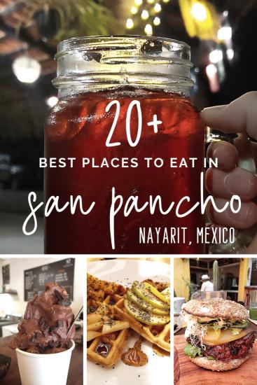 20+ Best Restaurants & Places to Eat in San Pancho, Mexico | Riviera Nayarit // BUCKETLIST BRI bucketlistbri.com #mexico #food #travel #blog