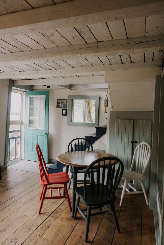 Shipyard Cafe in St. Martins, New Brunswick #canada #adventure #cafe #newbrunswick