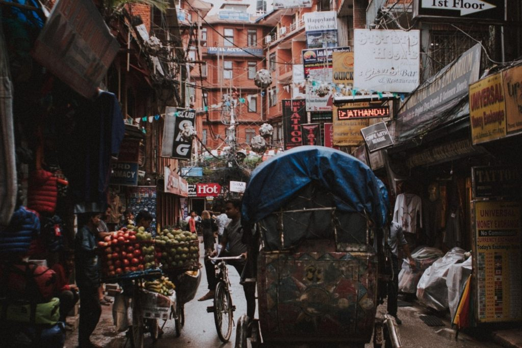 Thamel Kathmandu Nepal Bucket List | www.bucketlistbri.com