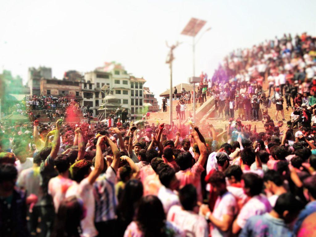 Things to Do in Nepal: Celebrate Holi Festival - Bucketlist Bri