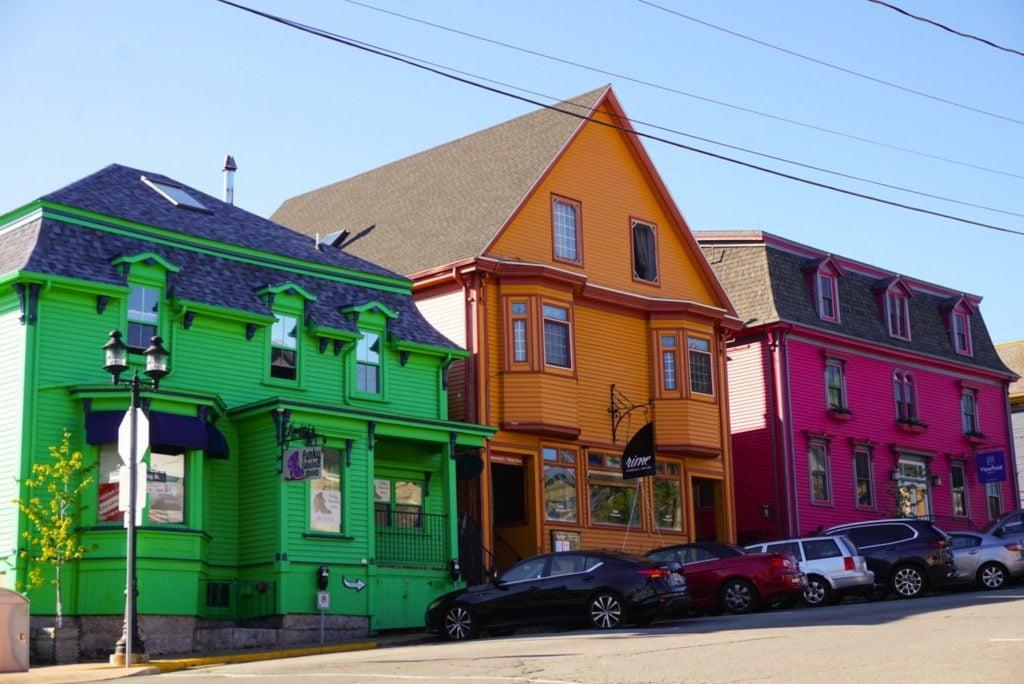 Lunenburg - 20 Bucket List-Worthy Things to Do in Nova Scotia, Canada #bucketlist #canada #novascotia #travel www.bucketlistbri.com Bucketlist Bri