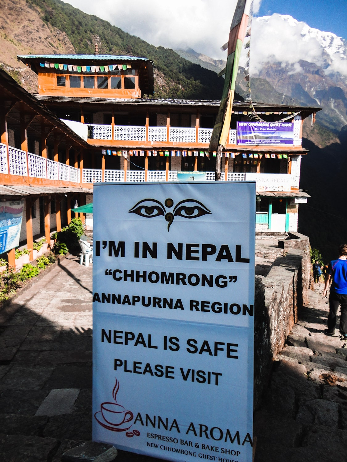 Chomrong ABC Annapurna Base Camp Trek Itinerary| Bucketlist Bri