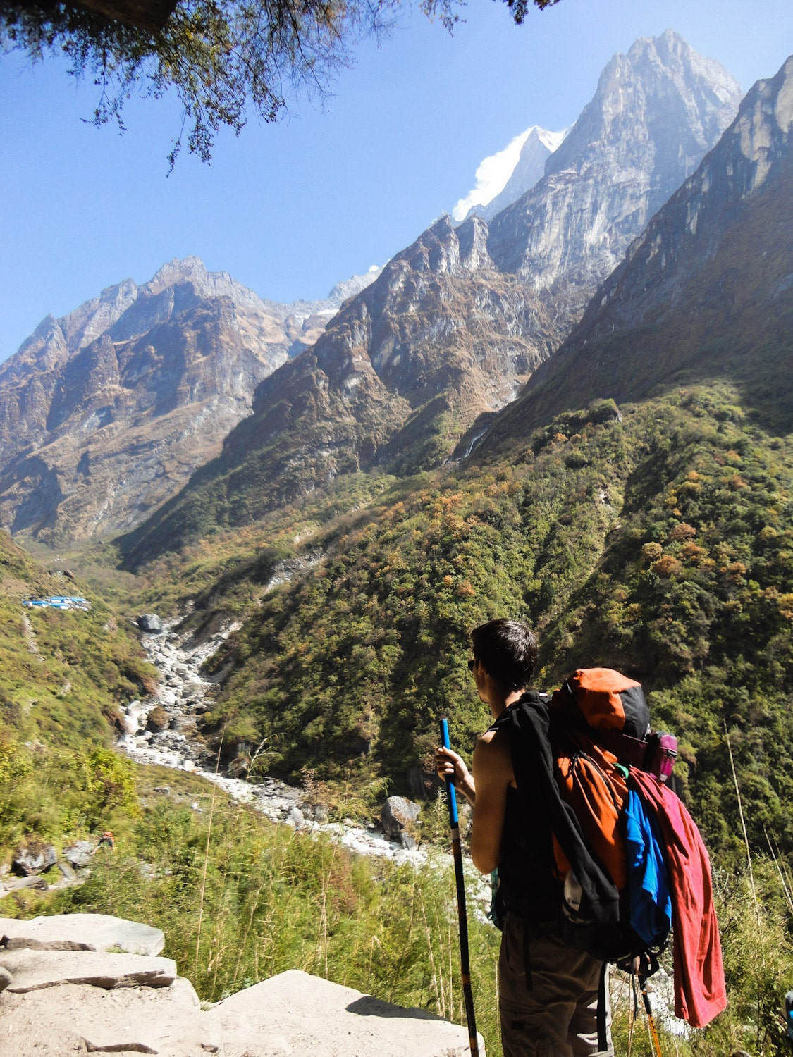 Hinku Cave - 10 Days Annapurna Base Camp Trekking Itinerary | Bucketlist Bri