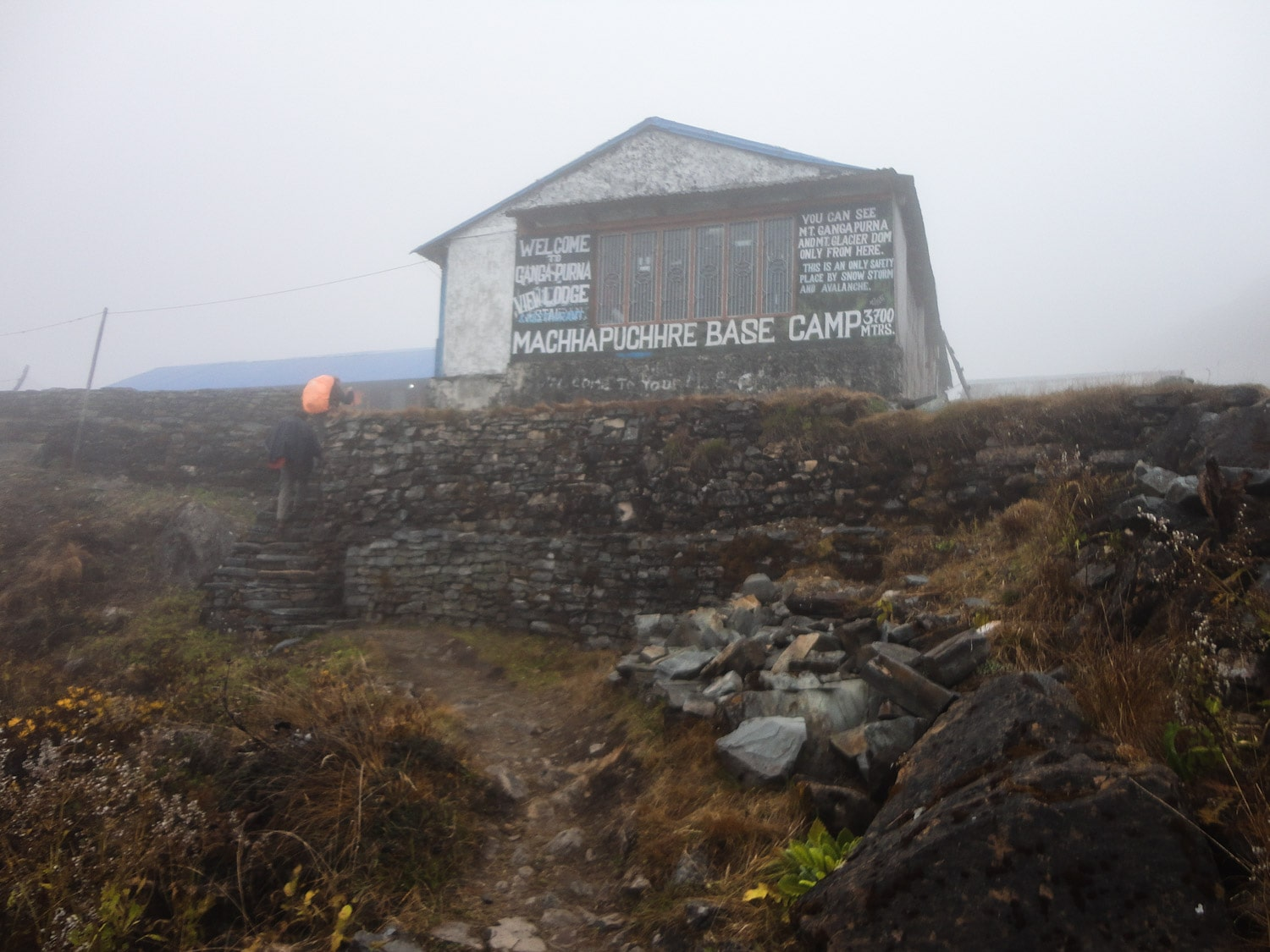 MBC Machhupuchhre Base Camp | Bucketlist Bri