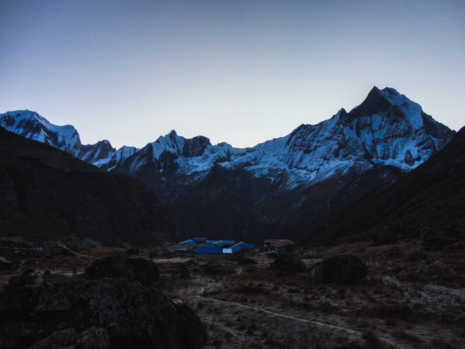 ABC Annapurna Base Camp Trek Itinerary 10 Days | Bucketlist Bri