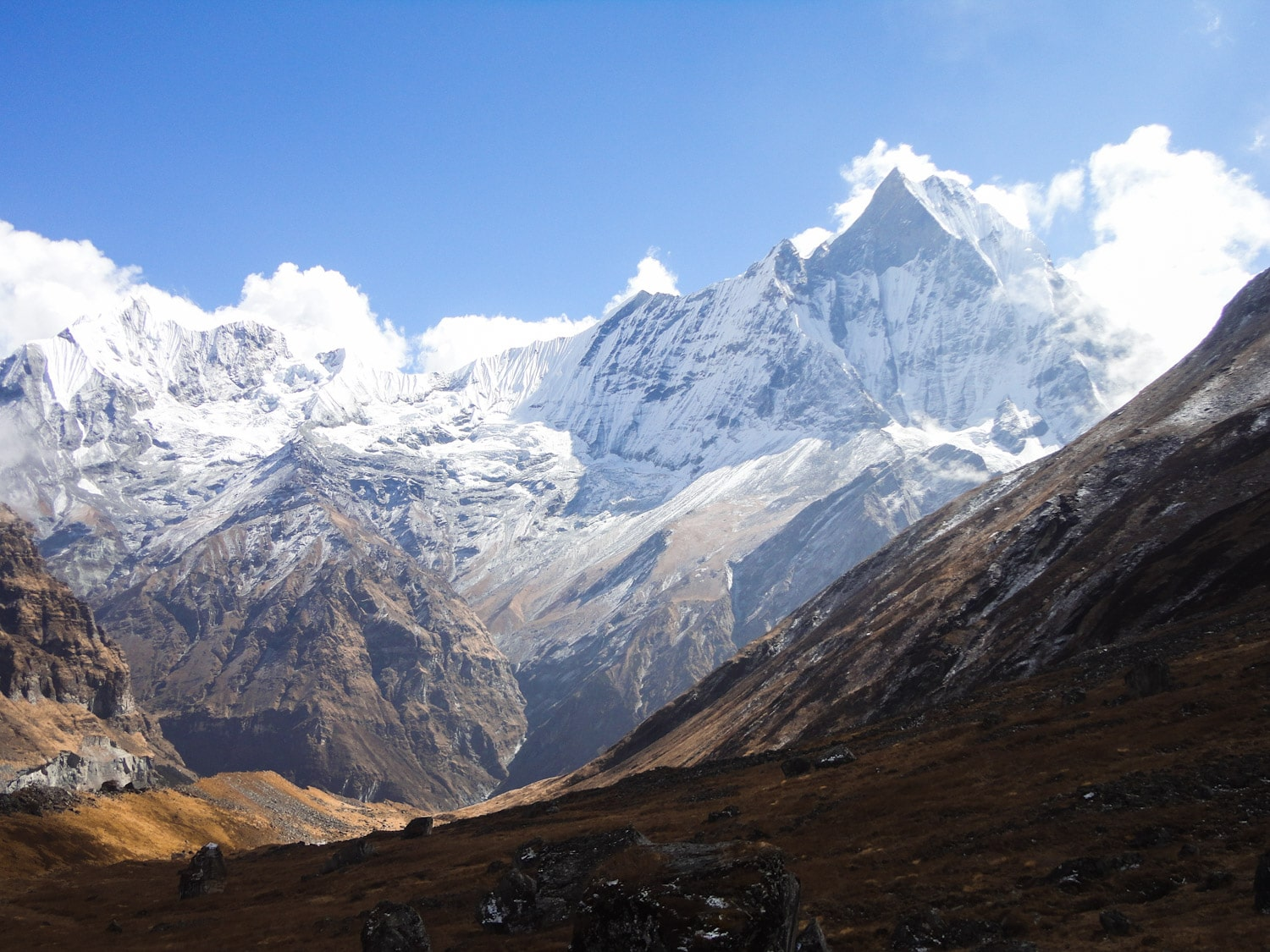 ABC Annapurna Base Camp Trek Itinerary | Bucketlist Bri