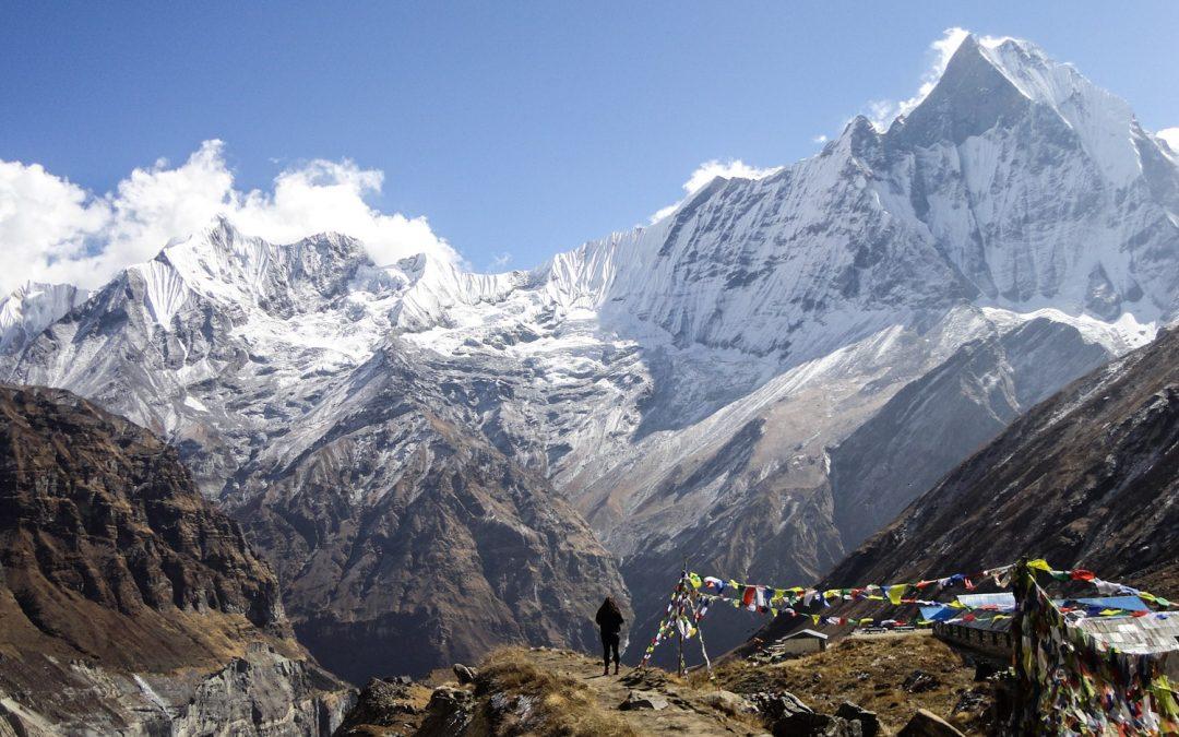 10-Day Annapurna Base Camp Trekking Itinerary
