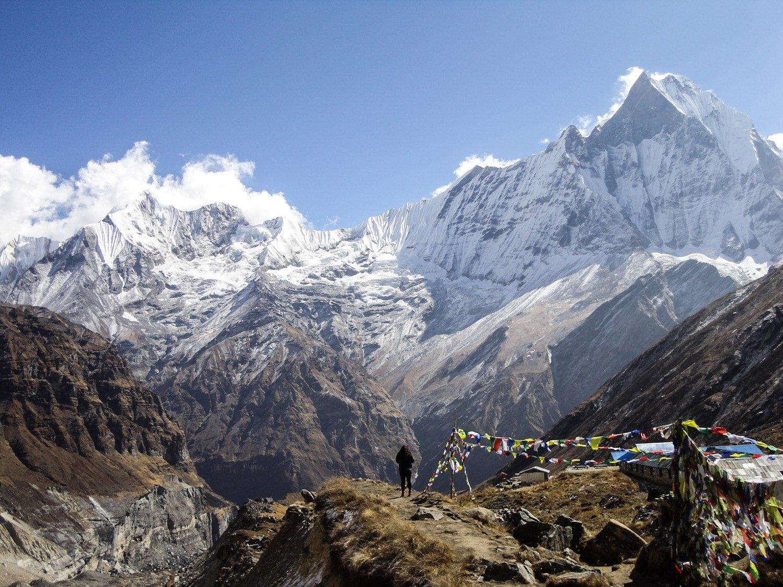 10-Day Annapurna Base Camp Trekking Itinerary | Bucketlist Bri www.bucketlistbri.com #nepal #trekking #himalayas #annapurnabasecamp