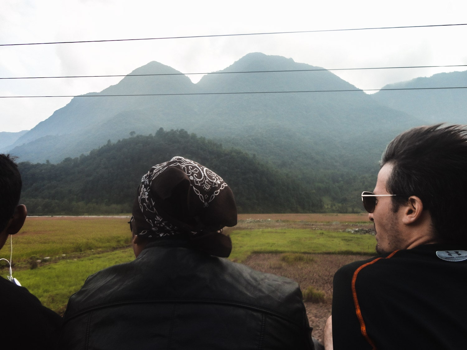 Riding the Bus in Nepal | Bucketlist Bri