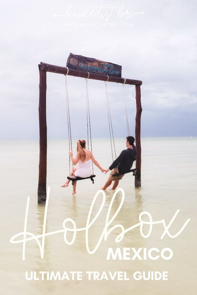 Isla Holbox Ultimate Guide: 10 Best Things to Do (& Not Do!) including the best beaches, where to stay, how to get there, and more Holbox travel tips! #holbox #mexico #island #travel | bucketlist bri