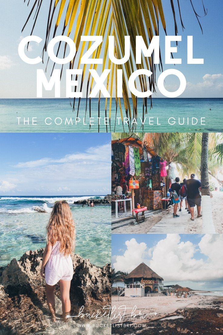 Cozumel, Mexico: Ultimate Guide for Things to Do in Cozumel