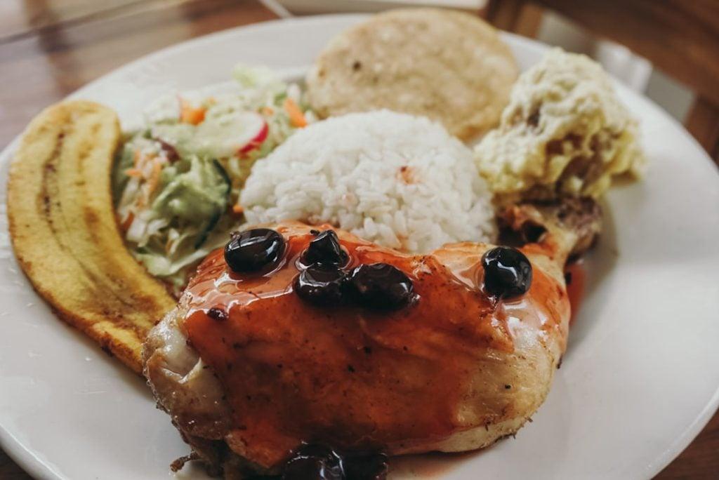 Bogota Colombia cuisine