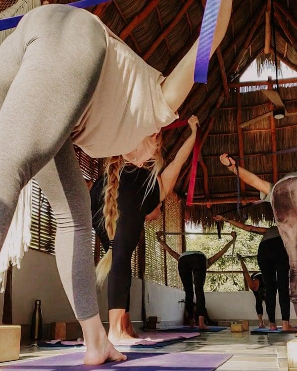 PAL.MAR Hatha Flow Yoga Class