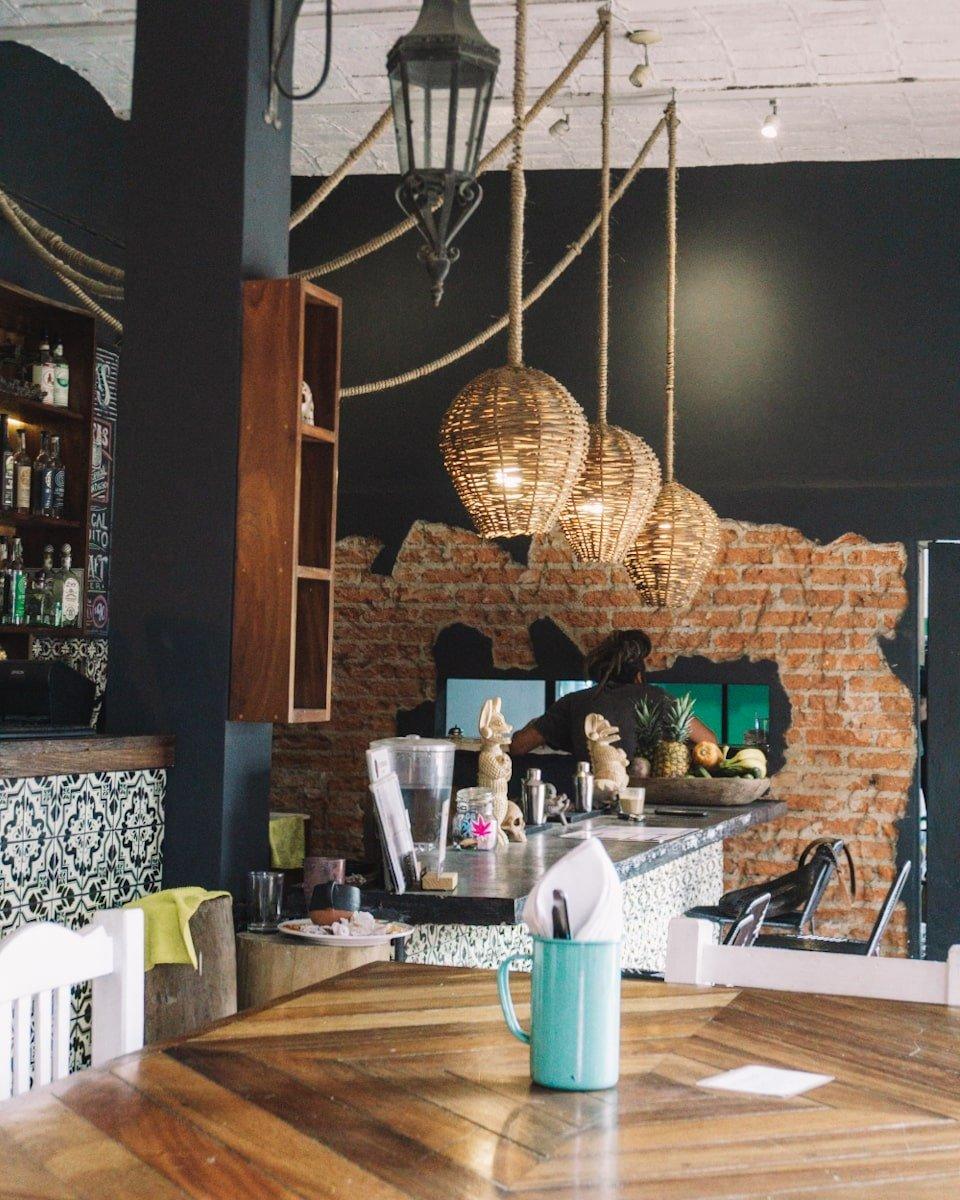 La Esperanza Cafe in Sayulita Mexico | 7 Best Breakfast and Brunch Spots in Sayulita, Mexico #sayulita #mexico | Read the blog: www.bucketlistbri.com