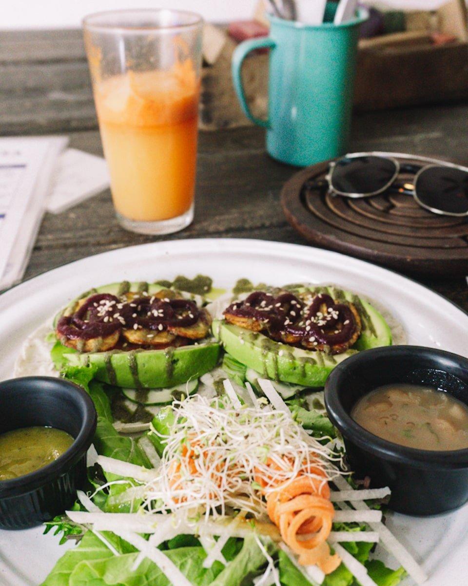 Brunch at La Esperanza Cafe in Sayulita, Mexico | 7 Best Breakfast and Brunch Spots in Sayulita, Mexico #sayulita #mexico | Read the blog: www.bucketlistbri.com