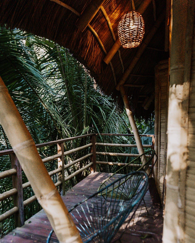 Aldea Bamboo Eco Cabana & Glamping Retreat in San Pancho, Mexico | Bucketlist Bri