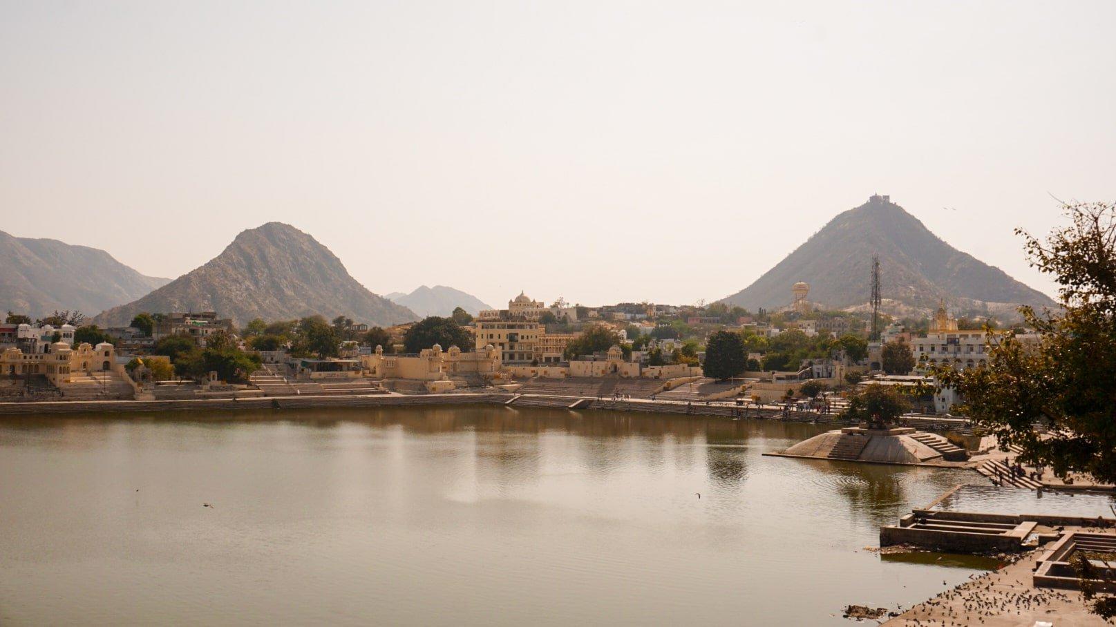 Pushkar Lake | Pushkar 1 Day Itinerary | Pushkar Holy City