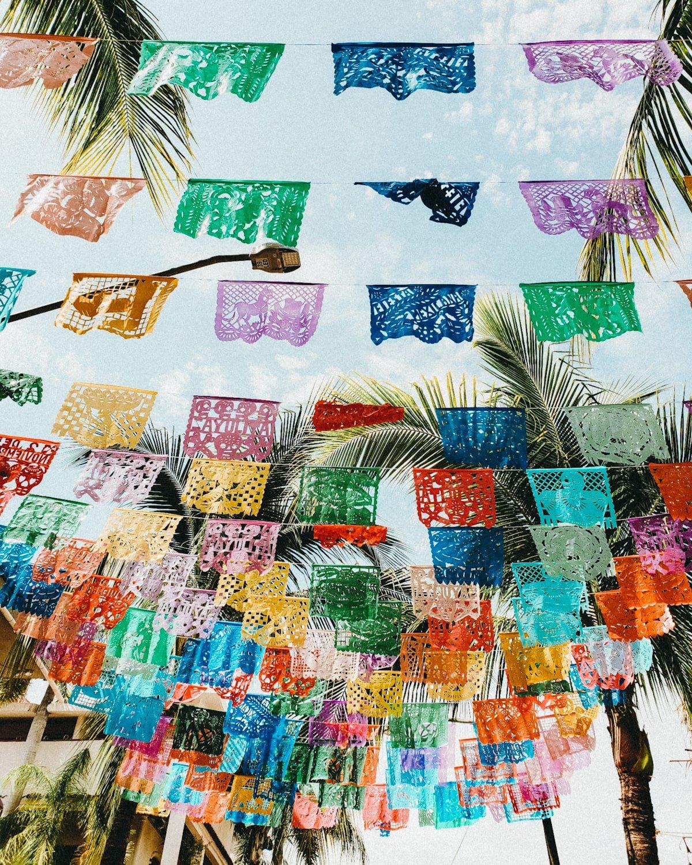 Sayulita Mexico's Amazing Papel Picado Flags