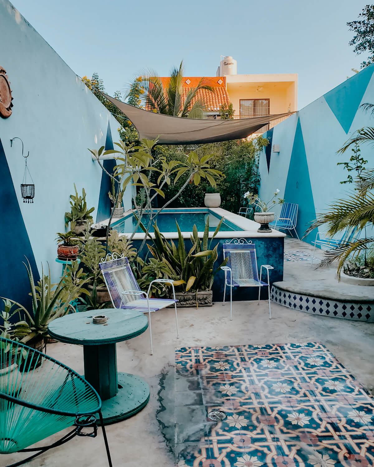 merida mexico boutique airbnb