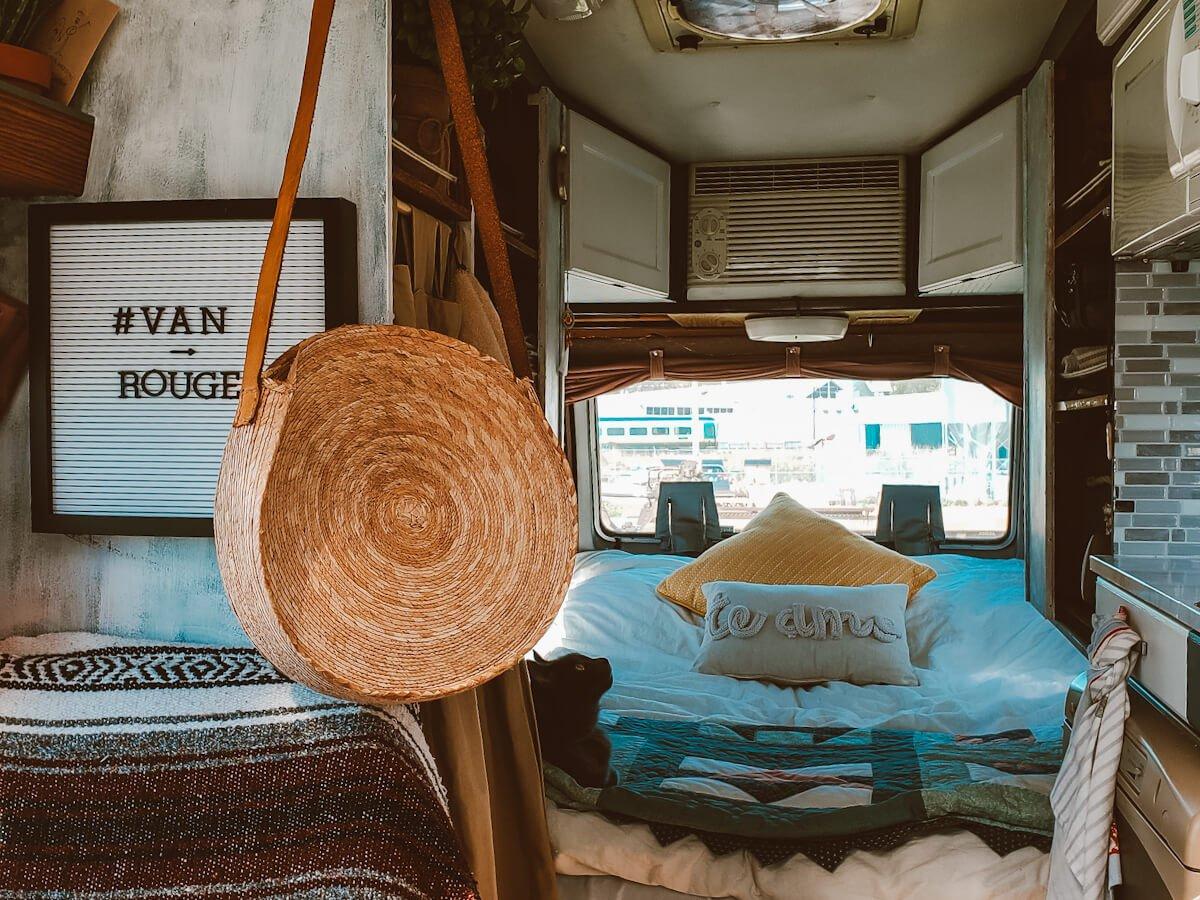 eco-friendly van life essentials to have in a van