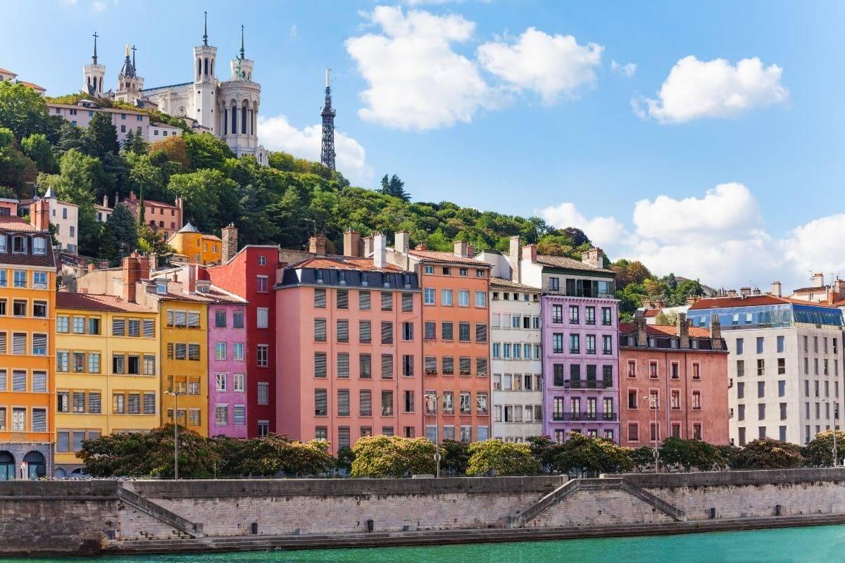 Vieux Lyon, France
