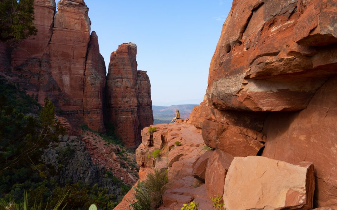 Hiking the Cathedral Rock Vortex in Sedona