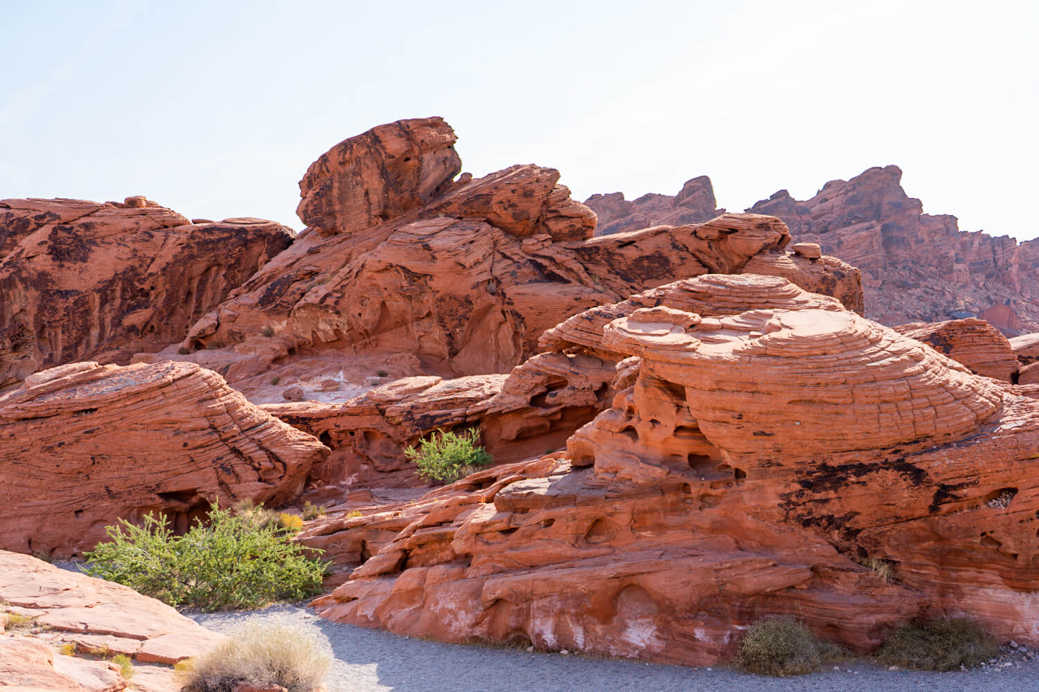 The Beehives - Valley of Fire