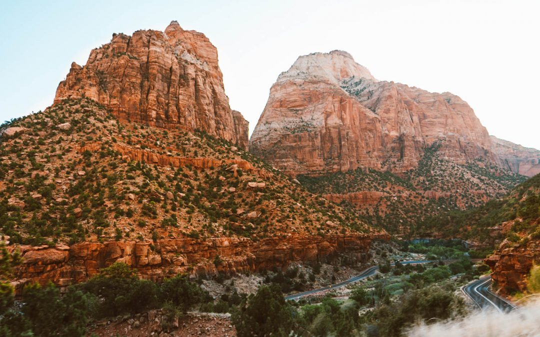 The Perfect 2 Day Zion National Park Itinerary