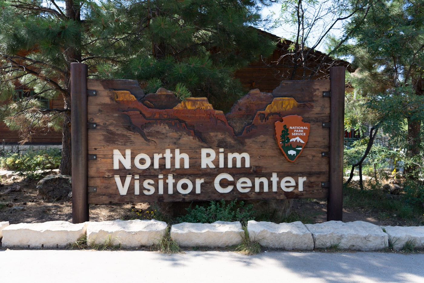 Grand Canyon North Rim Visitor Center