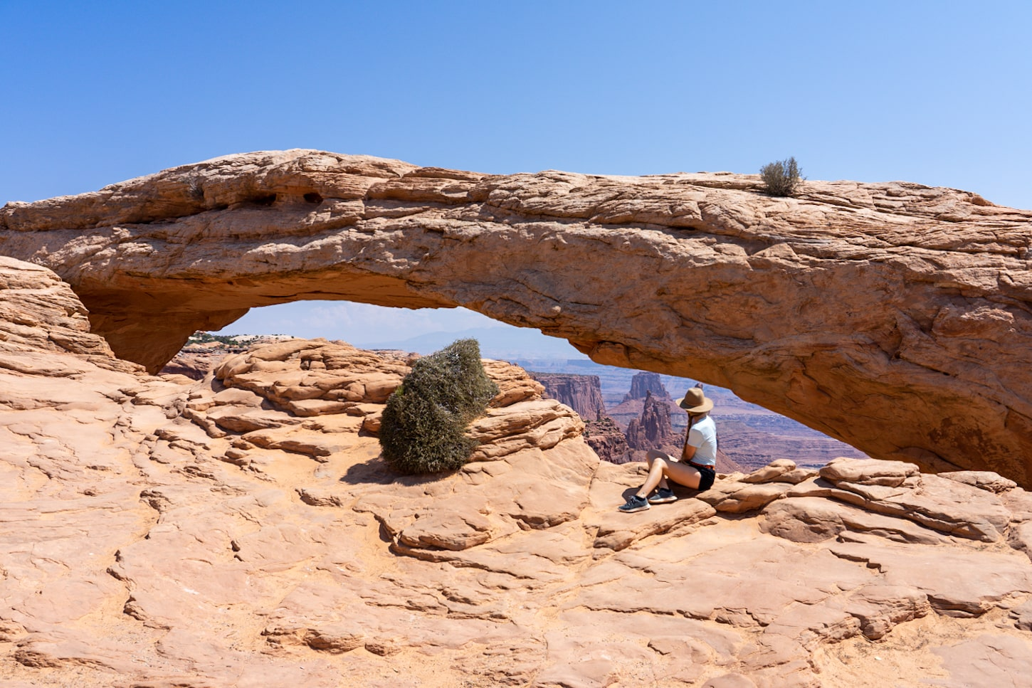Mesa Arch, Canyonlands National Park, Moab