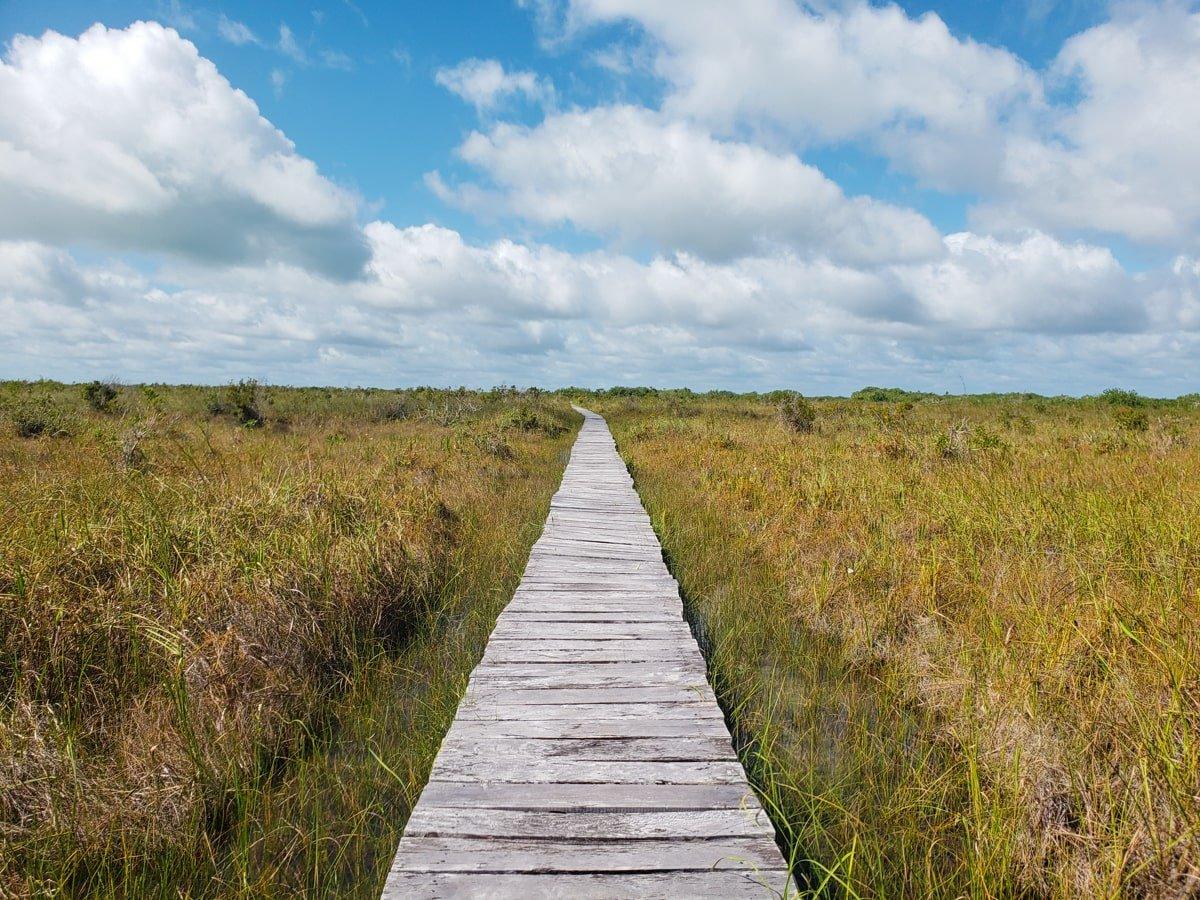 sian ka'an boardwalk