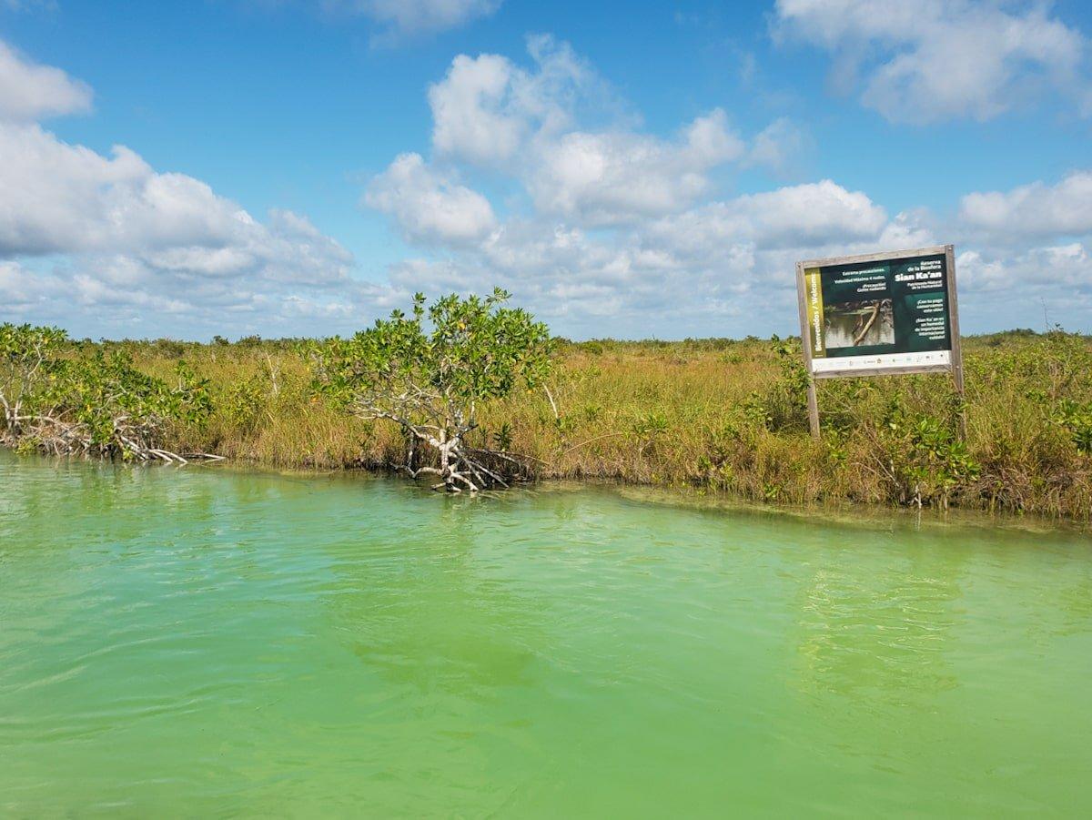 sian kaan biosphere reserve