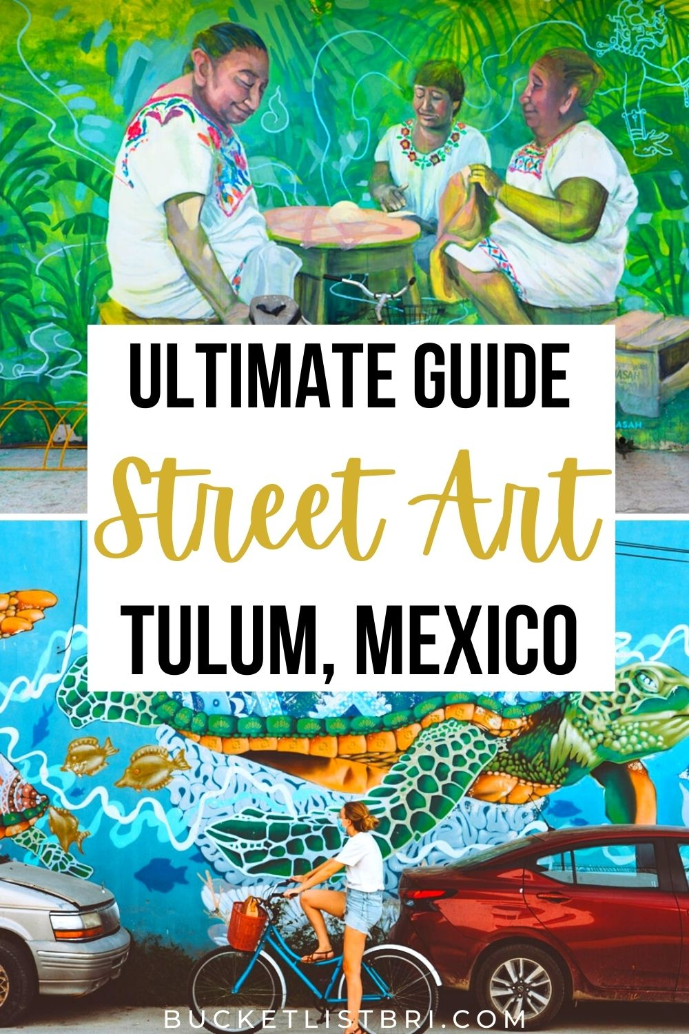 street art in tulum pinterest