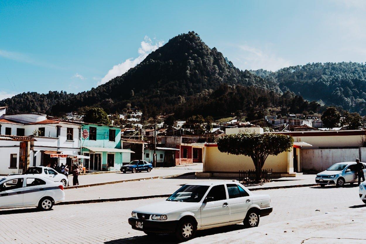 Zinacantan Mexico