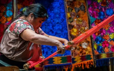 How to Visit Zinacantán & the Indigenous Women's Weaving Co-op