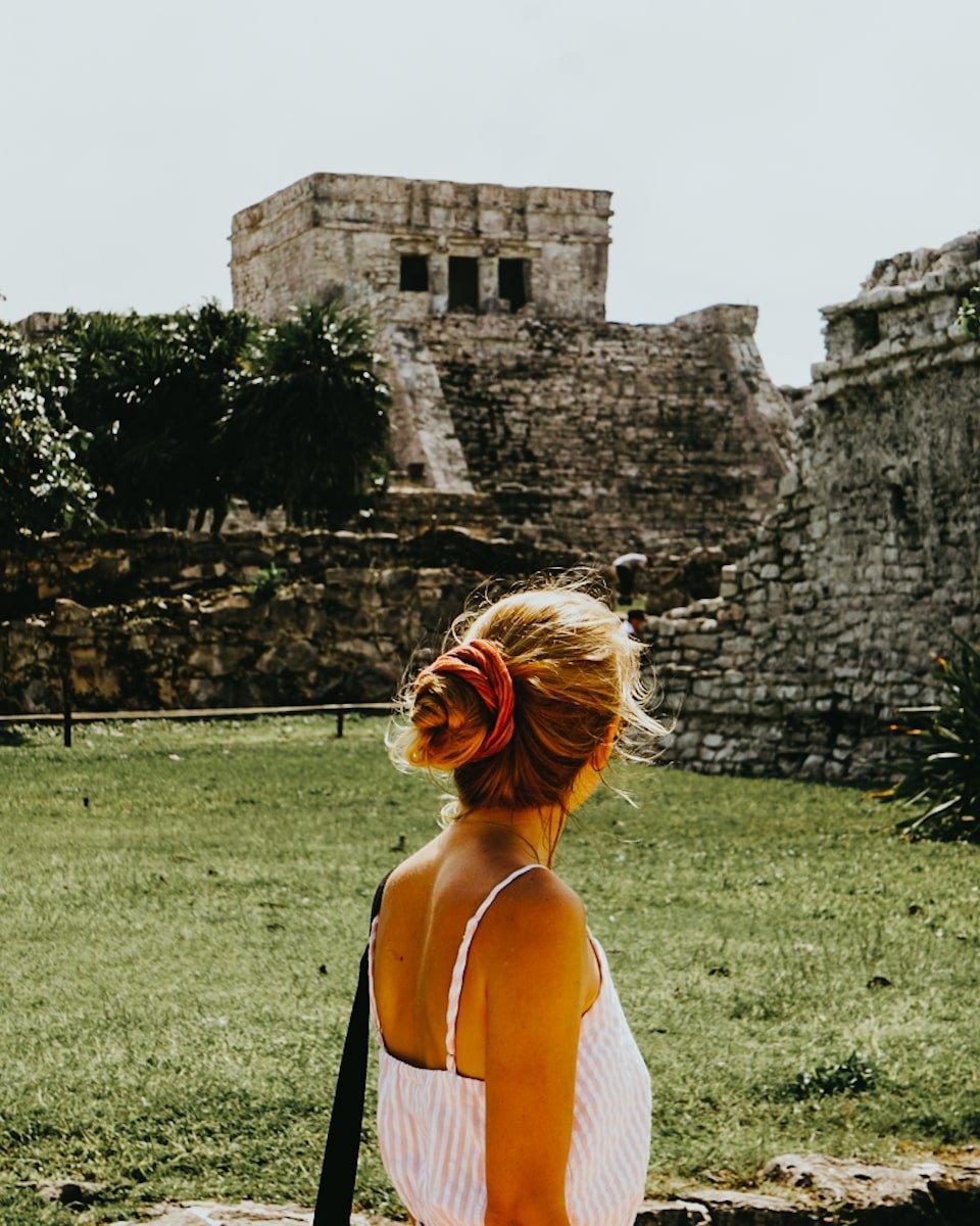el castillo temple | what to wear in tulum ruins