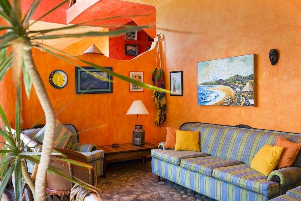Aurinko Bungalows hotel in Sayulita