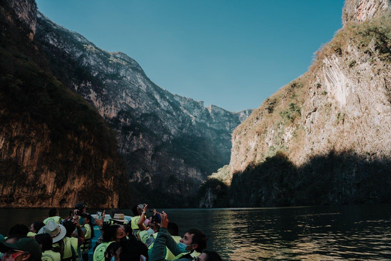 sumidero canyon tour