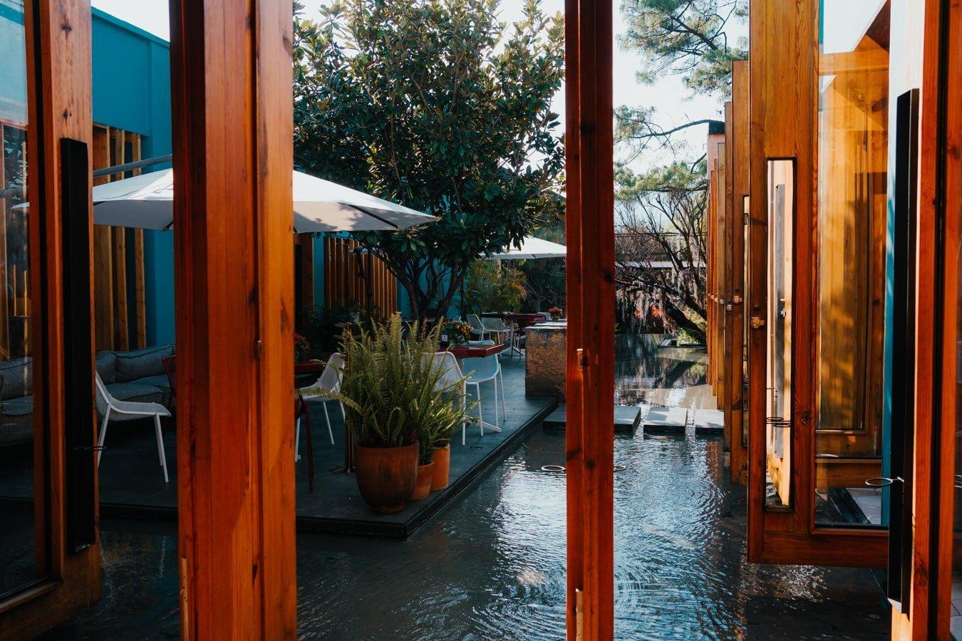 hotel bo san cristobal outdoor terrace